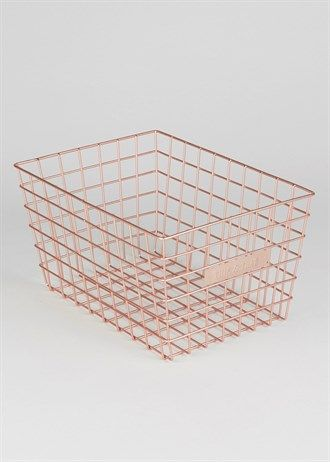 MATALAN UK 6 POUNDS 'This & That' Basket (28cm x 20cm x 15cm)