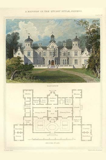 704 best historic house plans images on pinterest | vintage houses