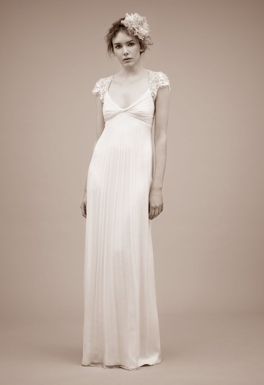 Jenny Packham 'Syrie' - Designer sold at Savvy Brides. http://savvybrides.com.au/jenny-packham/