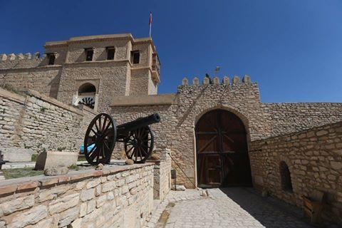 Tunus'un kuzeybatısındaki  Kef  kentinin en yüksek noktasında  bulunan Osmanlı mirası Kef kalesi dört asırdan bu yana tarihe  tanıklığını sürdürüyor.