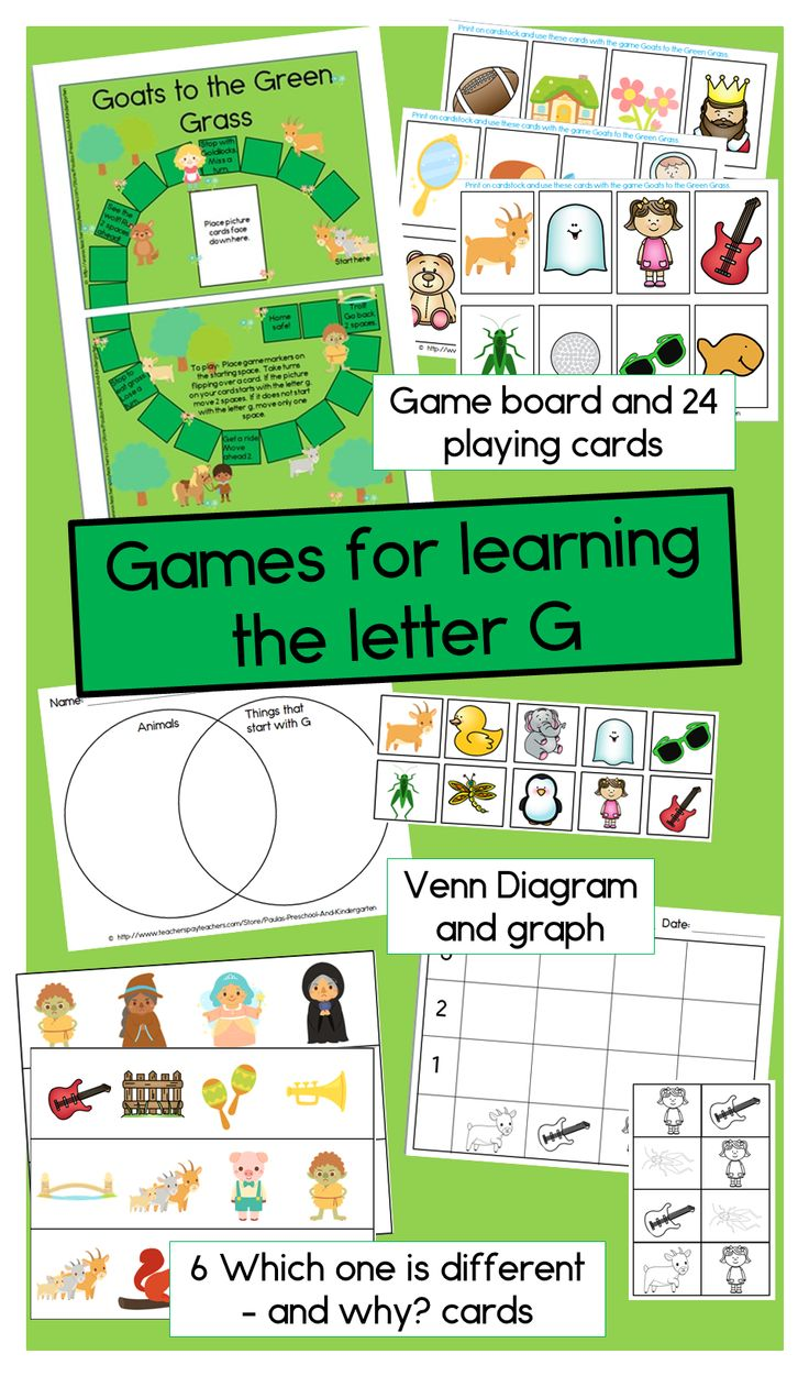 63 best Letter G images on Pinterest | Kindergarten, Preschool and ...
