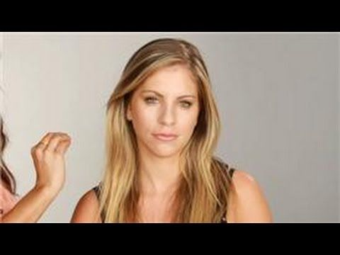 How to Lighten Eyebrows With Makeup - YouTube