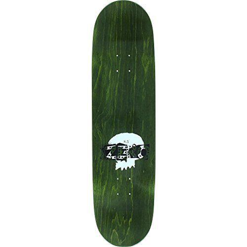 "Zero Skateboards Mashup Punk Stars / 3 Skull Skateboard Deck – 8.5″ x 32″: Deck Size: 8.5"" width x 32"" length Zero Skateboards Mashup Punk…"