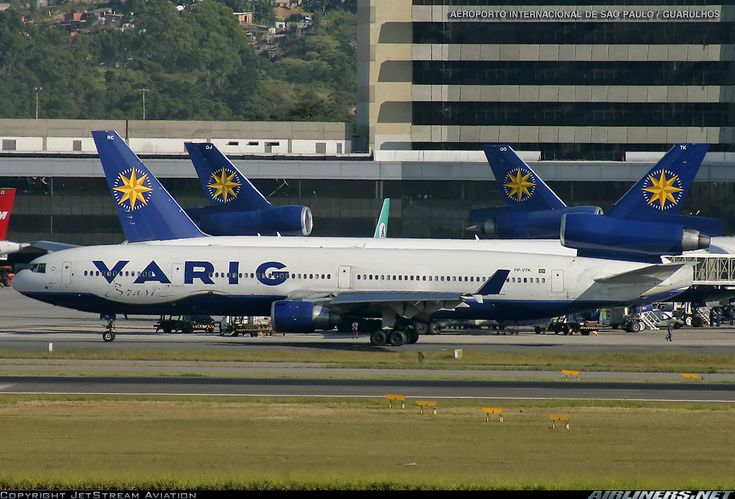 McDonnell Douglas MD-11 - Varig | Aviation Photo #1013141 | Airliners.net