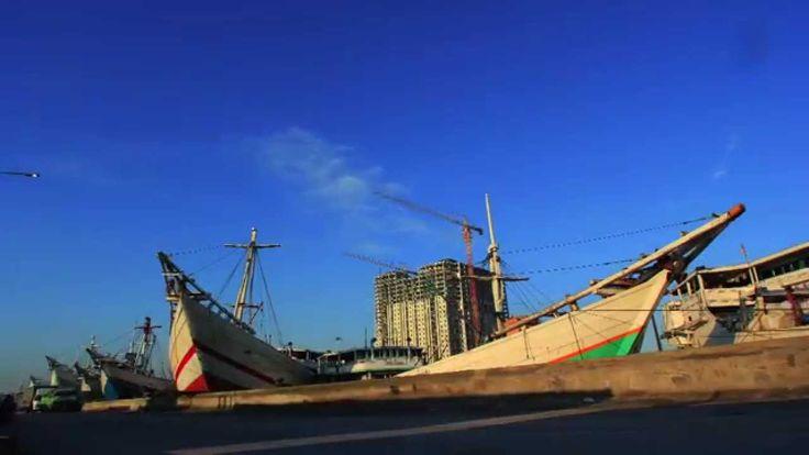 Sisi Kota Jakarta - Time-lapse photography