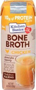 Kitchen Basics Chicken Bone Broth, 8.25 Oz