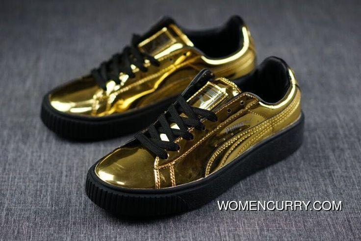 https://www.womencurry.com/puma-by-rihanna-suede-platform-suede-gold-metallic-3644-lastest.html PUMA BY RIHANNA SUEDE PLATFORM SUEDE GOLD METALLIC 36-44 LASTEST Only $103.73 , Free Shipping!