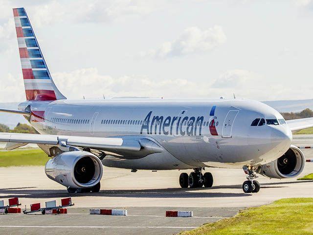 American Airlines enjoint de rétablir le flux de données à un voyagiste français