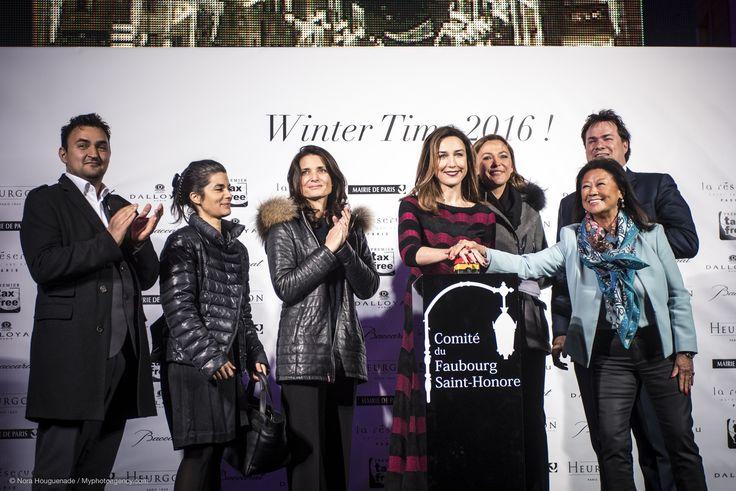 [En direct] La plus glamour des tombolas organisée par le comité du faubourg saint-honoré au profit de sos préma est en ligne - Luxsure @luxsure
