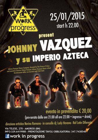 Johnny Vazquez