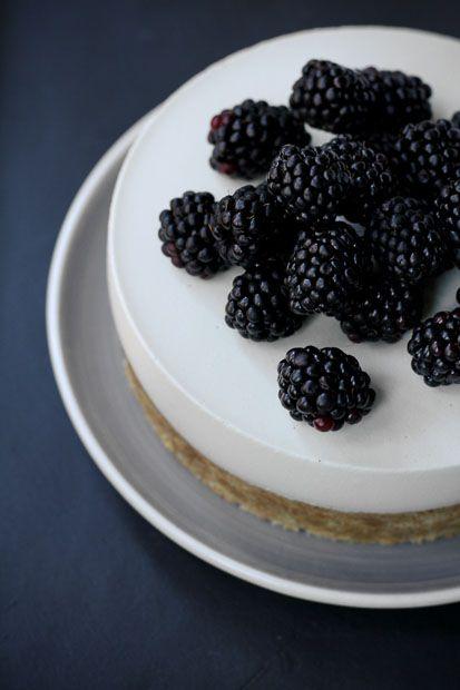 - VANIGLIA - storie di cucina: la cheesecake perfetta: more e ricotta