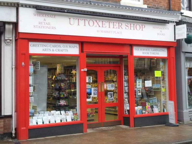 Uttoxeter Shop - http://www.youruttoxeter.com/listing/uttoxeter-shop/