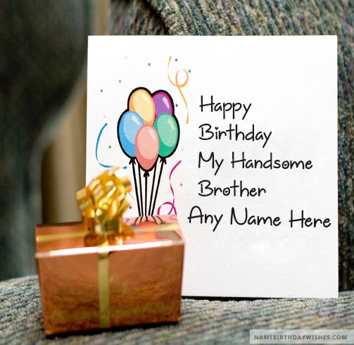 The 25 best Happy birthday for brother ideas – Happy Birthday Cards for My Brother