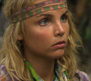 Andrea Boehlke of Survivor Caramoan. From episode 9.