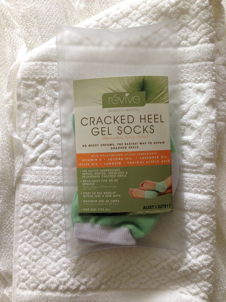 Reusable Cracked Heel Treatment with NO Messy Creams! #skincare www.reviveglobal.com.au