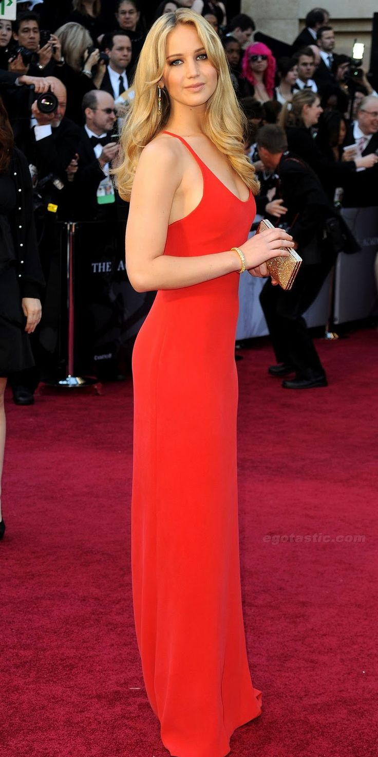Jennifer lawrence red dress buy