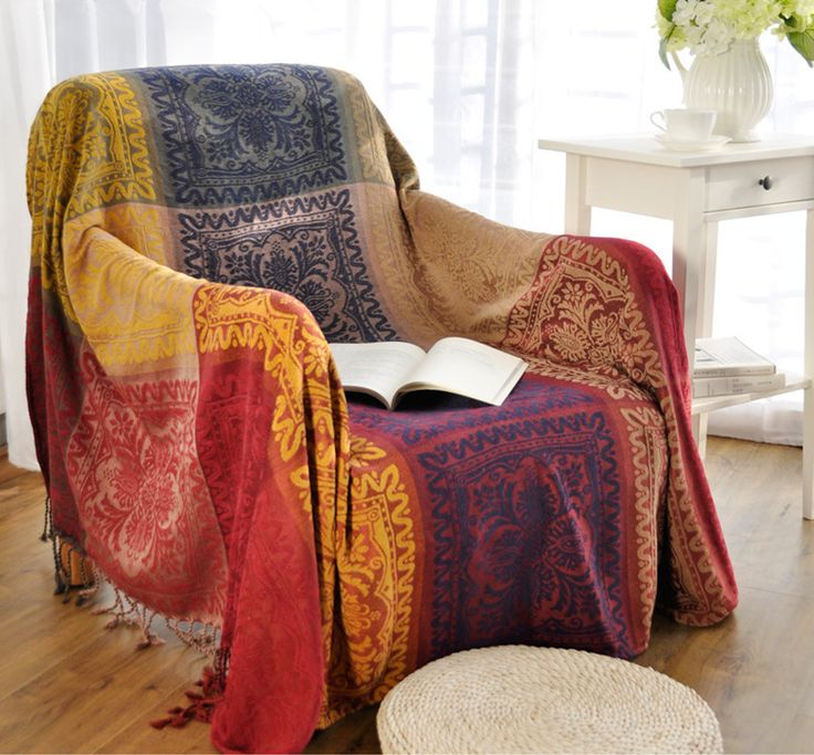 Chenille Knitted blanket Four Seasons blanket  Plaid Sofa/Bed/Plane Travel Plaids Hot Limited Battaniye Free Shipping
