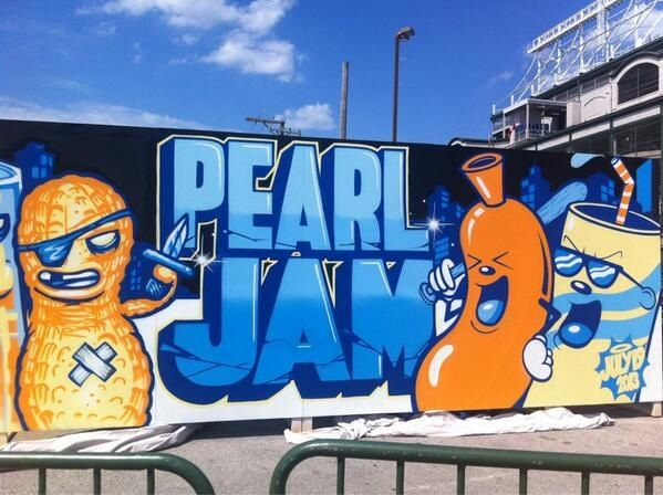 Pearl Jam, Chicago 2013