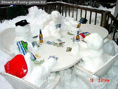 Best Snowmen Images On Pinterest Snow Sculptures Snowmen - 18 creepy horror snowmen will take winter next level