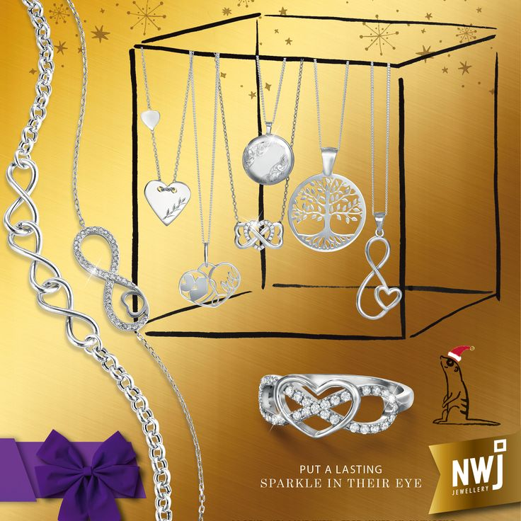 Put a lasting sparkle in their eye this festive season. http://www.nwj.co.za/brochures/NWJ_Christmas_2015/