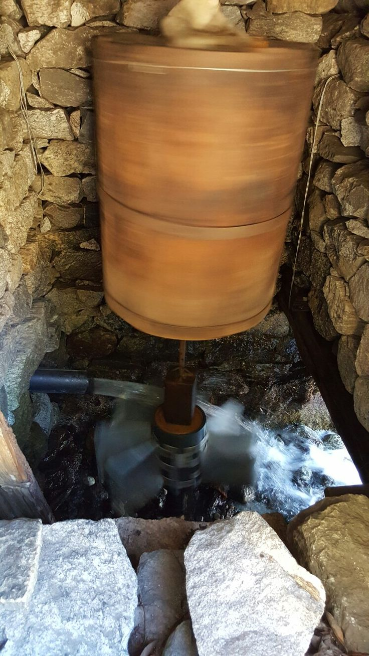 Khumjung hydro power turbine