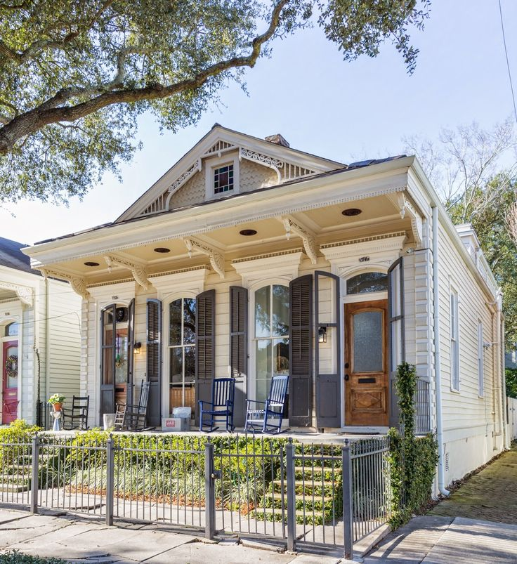 1000 images about shotgun house on pinterest new for Modern new orleans homes
