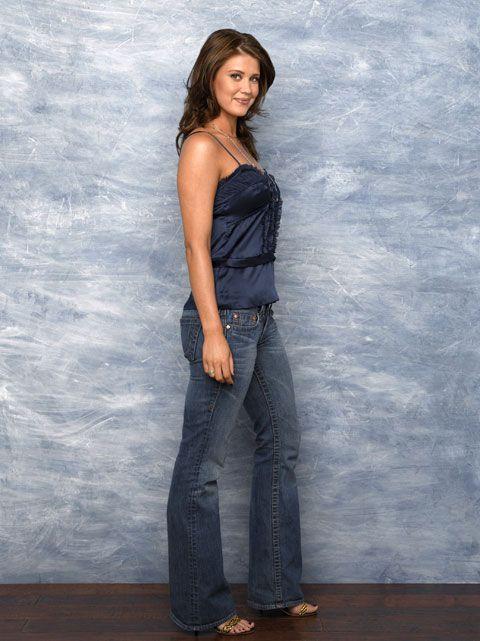 Famous American actress Sarah Lancaster