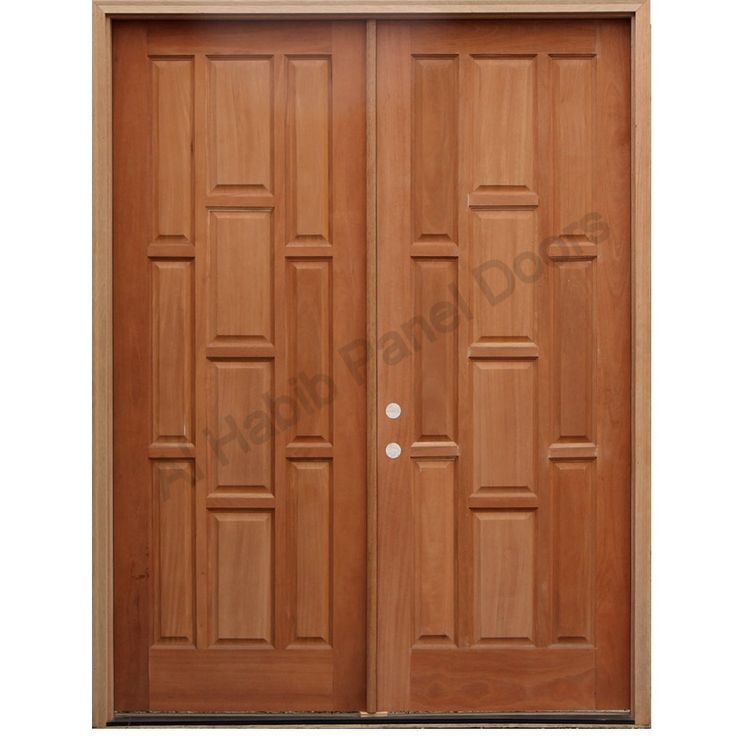 19 best images about main double doors on pinterest wood for 8 panel solid wood doors