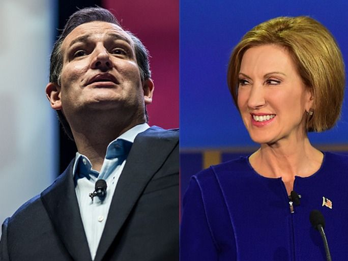Attorney Files Request for Information and Complaint to FEC Regarding Pro-Cruz Super PAC's $500,000 Donation to Carly Fiorina Super PAC - Freedom Outpost