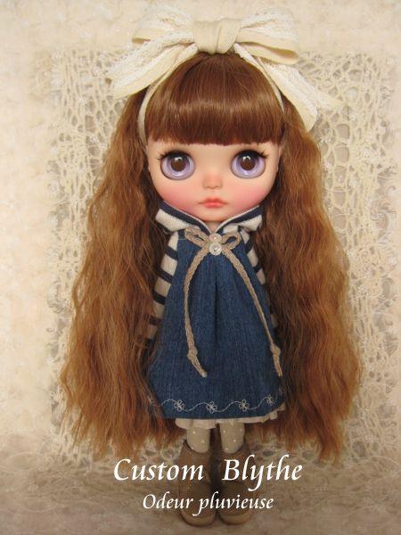 *カスタムブライス*Custom Blythe*Odeur pluvieuse_画像2