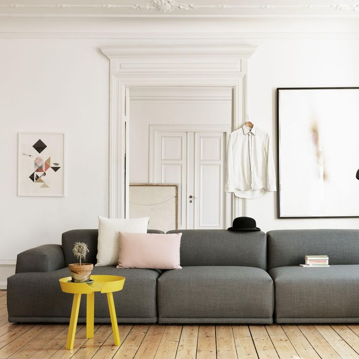 Muuto - Connect Lounge 3-Seater Sofa