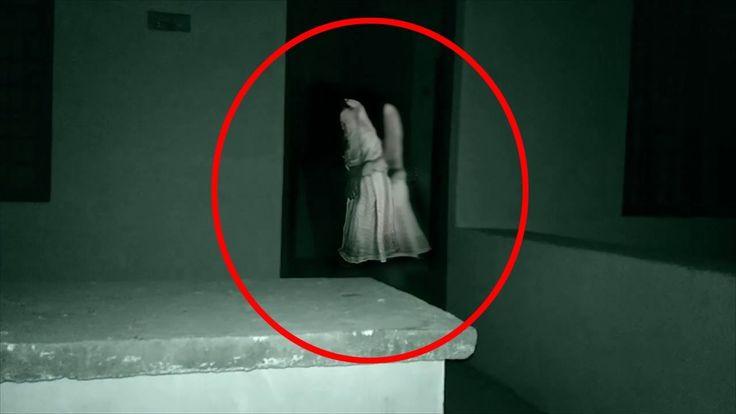Best Ghost Sightings Ever Caught On Tape!! Eerie Ghost House Sighting