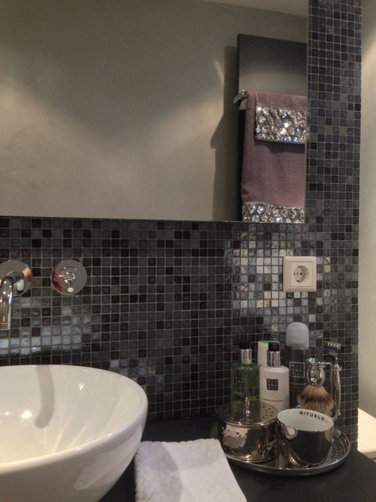 18 best Badkamer images on Pinterest | Bathroom, Bathroom designs ...