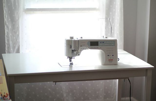 DIY IKEA INGO Sewing Table - IKEA Hackers