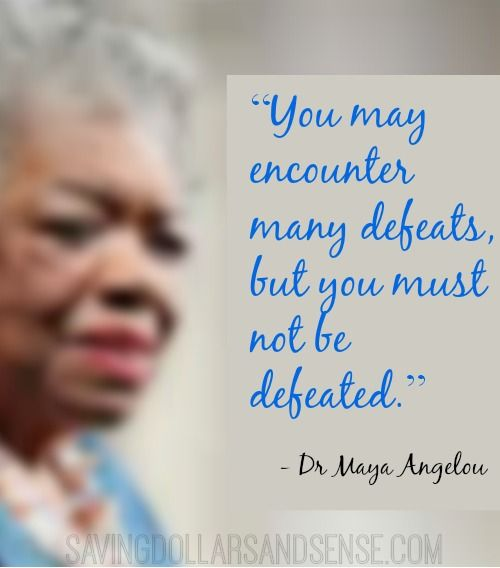 Maya Angelou Quote. God love her precious heart. Heaven is a little bit sweeter today. Rest in peace darlin <3