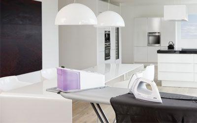 Win a Braun CareStyle 5 Ironing System
