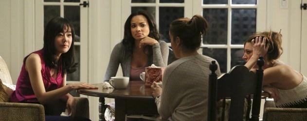 Critique de #Mistresses série d'été de #ABC complètement dénuée d'intérêt.
