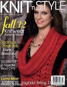 Knit'n Style October 2012