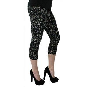 STEVE MADDEN Floral Capri Stretch Womens Leggings (Apparel)  http://budconvention.com/zone1.php?p=B007JY8HGE  #summerdress #bebe #summer #styleMadden Floral, Stretch Women, Women Legs, Discount Coaches, Wonder Pics, Steve Madden, Capri Stretch, Floral Capri, Legs Apparel