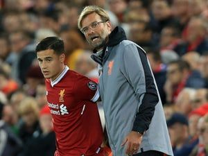 Liverpool boss Jurgen Klopp: 'Nobody is thinking about Philippe Coutinho future'