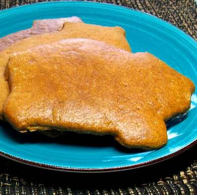 Puerquitos de piloncillo, el rústico pan dulce mexicano favorito de muchos chicos y grandes.