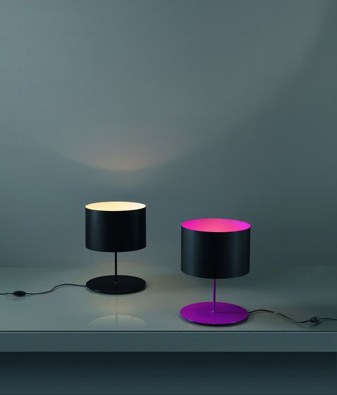 HALF MOON Table lamp mini by Karboxx   General lighting