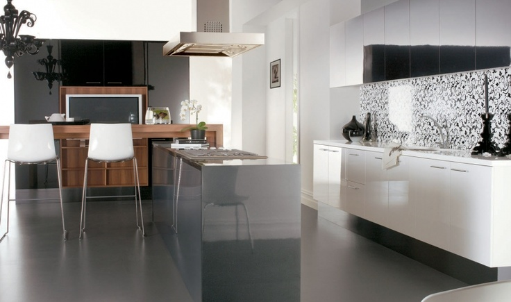 My Dream Kitchen : Inspiration Gallery : Open Plan Living