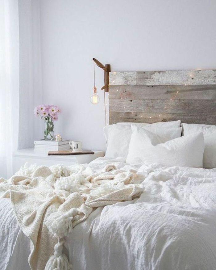Dormitorio Matrimonio Rustico Blanco : ▷ 1001 ideas de decoración de habitaciones modernas ideas para