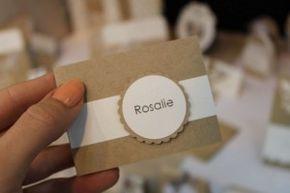 place-personne menu mariage champêtre chic déco faire-part menu fait-main savoir et créer Caen