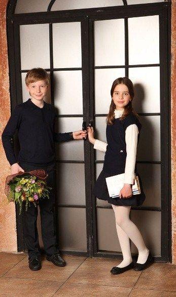Think, that little school russian girls class think