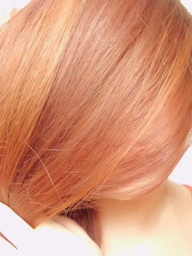 Since I already have blonde coursing through my hair I'm thinking to change them to strawberry blonde streaks