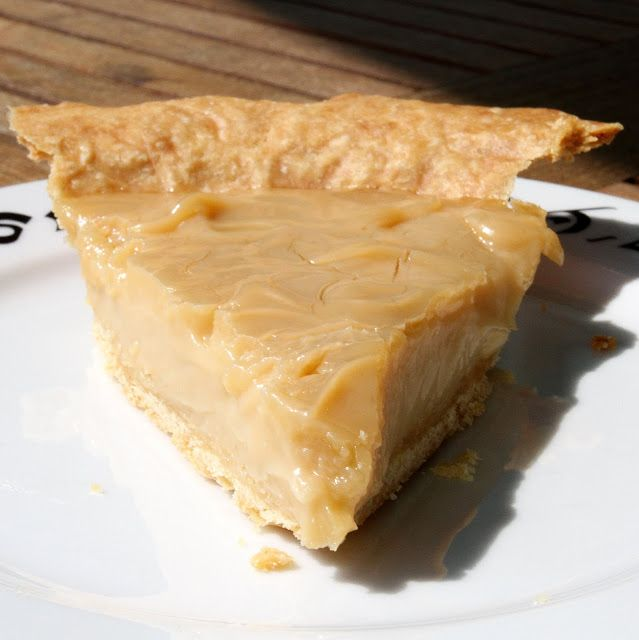 pepsakoy: Maple Syrup Pie
