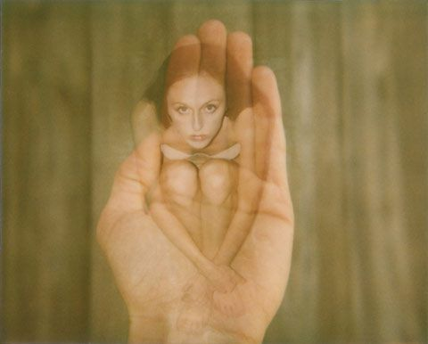 lostateminor, Polariod double exposure, Jena Ardell