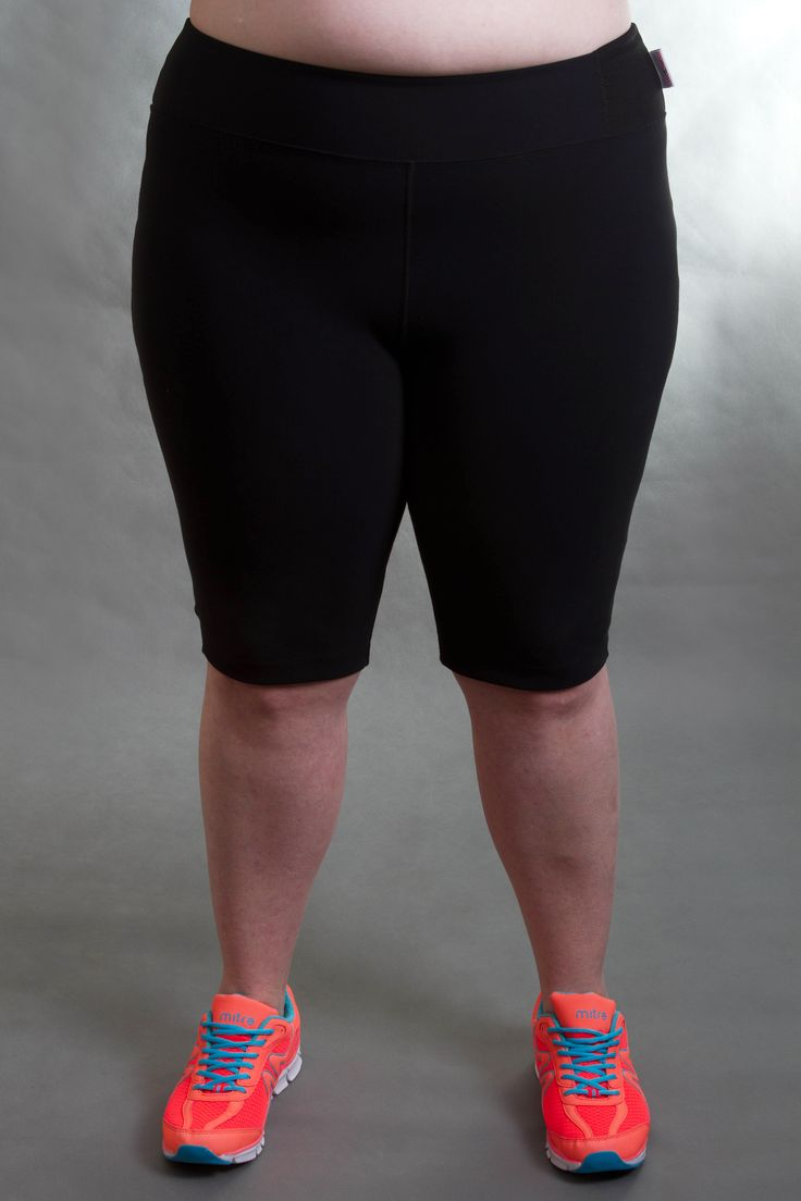 www.loveandsweat.com.au Love and sweat, Plus Size Active Wear. Sizes 14-24. Intense Support 1/2 Pant. This workout pant is made from the thickest most supportive fabric. Covers all the lumps and bumps, and is moisture wicking and breathable!